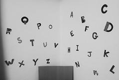 Alphabet in the Corner (Jon-F, themachine) Tags: japan wall digital asian asia sony letters abcs nagoya  nippon abc japo alphabet oriental orient fareast  aichi nihon  digitalphotography   chubu japn  2015   landoftherisingsun   chuubu   xapn jonfu  snapseed dscwx70