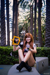 Anime California 2015 (vsmak350) Tags: cosplay sora kingdomofhearts animeca animecalifornia animecalifornia2015