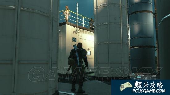 《潛龍諜影5:幻痛》 用聲吶問候士兵方法攻略