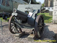 "122mm howitzer M1910-30 4 • <a style=""font-size:0.8em;"" href=""http://www.flickr.com/photos/81723459@N04/21282420114/"" target=""_blank"">View on Flickr</a>"
