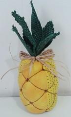 abacaxi (Cirandarte artesanato em tecido) Tags: frutas abacaxi frutastecido abacaxitecido