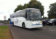 52677 - 670 CLT (Cammies Transport Photography) Tags: bus volvo coach purple cross lane passes dunfermline jonckheere primrose 670 rosyth rennies clt of 52677 df8 670clt