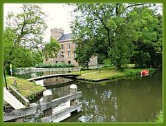 Kasteel Loenersloot (Cajaflez) Tags: castle river kasteel rivier loenersloot angstel