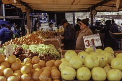 Haymarket Fruit (uselessbay) Tags: film boston canon massachusetts streetphotography f1 1978 haymarket uselessbay canonf1 uselessbayphotography