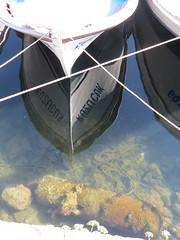 reflections (ozge yagci) Tags: bozcaada