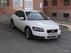 Volvo C30 (Kim-B10M) Tags: car russia volvoc30