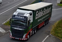 Stobart H4292 KN15 MME Sian Kate A1 Washington Services 22/10/15 (CraigPatrick24) Tags: road truck volvo washington cab transport lorry delivery vehicle a1 trailer logistics stobart eddiestobart curtainsider volvofh stobartgroup washingtonservices h4292 a1washington siankate a1washingtonservices stobartcurtainsider kn15mme