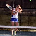 Dreher Varsity Ladies Tennis v ACF 10-14.15
