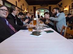 "Familienkneipe bei KStV Alamannia im KV zu Tübingen • <a style=""font-size:0.8em;"" href=""http://www.flickr.com/photos/129663671@N06/22292679352/"" target=""_blank"">View on Flickr</a>"
