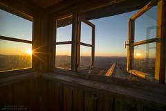 One sun and one reflection N°2 (Bernhard_Thum) Tags: sunset franken hohenstein carlzeiss thum leicam elitephotography sunsetight landscapesdreams burghohenstein alemdagqualityonlyclub distagont2815 bernhardthum distagon1528zm