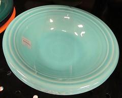 Fiesta Ware, 1 of 2 (TedParsnips) Tags: aqua fiestaware