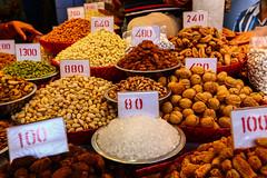 Spice market, Chandni Chowk, Delhi (ncs1984) Tags: travel india shop market delhi spice nuts stall spices nut chandnichowk chandni chowk