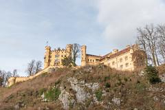 Schloss Hohenschwangau (hellrac3r) Tags: castle germany nikon outdoor d750 tamron hohenschwangau fssen 2470mm