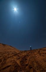 FL-DSC_3224 (zaid.sp14) Tags: above sky moon high sand long exposure desert hill saudi arabia riyadh