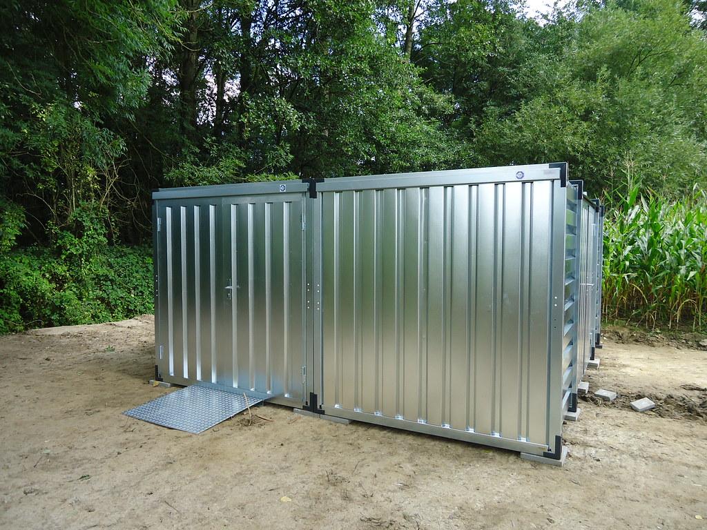 Verhuur en verkoop van demontabele containers - Thuis container verkoop ...