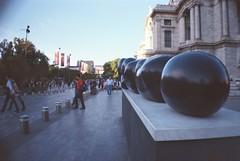 (TheKinkyKid) Tags: street city analog 35mm mexico la lomography sardina newbie analogue 1stroll