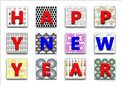 Happy patterns - flickr (jerry_springberg) Tags: newyear nieuwjaar neujahr capodanno anonovo happynewyear añonuevo nyår 新年 felizanonovo nytår nowyrok 복 gelukkignieuwjaar glücklichesneuesjahr felizañonuevo 해 새 bonneannée nouvelleannée buonanno 新年好 nyttårs szczęśliwegonowegoroku bonannovjaron 많이 받으세요 сновымгодом 明けましておめでとうございます senenganyartaun