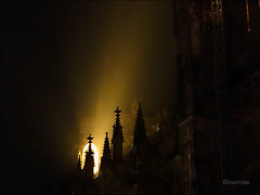 Strasbourg... (Journ'obs...) Tags: hiver strasbourg cathdrale lumires dcembre 2015