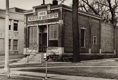 Register of Deeds Office, Blt 1895, 20th c Photo