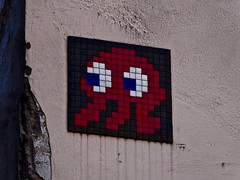 Another Invader for the collection (DLNY) Tags: christmas winter germany cologne 2015 invaded
