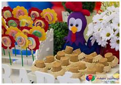 GP 04 (Malveira Decoraes) Tags: galinha festa 1ano provenal decoraao pintadinha galinhapintadinha