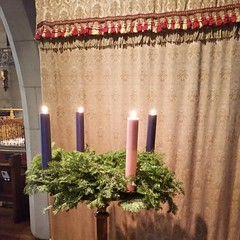 Advent 2015 (Saint John's Church, Passaic, New Jersey) Tags: advent adventwreath anglican episcopal anglocatholic adviento anglicanos coronadeadviento episcopales saintjohnschurchpassaicnewjerseyusa anglocatolicos