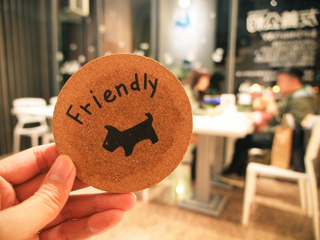 新北 永和–寵物友善也能喝精品–寵咖啡 The Favorite café