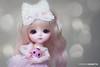 Lati - Little Angel Sweeties ver. Strawberry Cake [Sophie] in Princess Bonetta (PruchanunR.) Tags: little angel sweeties ver strawberry cake sophie doll lati