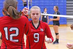 IMG_3062 (SJH Foto) Tags: girls volleyball high school mount olive mt team tween teen teenager varsity substitution sub rotation
