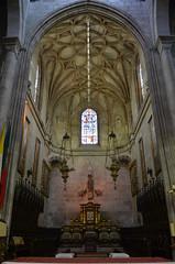 Gothic treasures (Pedro Nuno Caetano) Tags: portugal braga s catedral cathedral