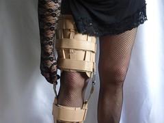 Single brace 2 (JKiste2008) Tags: leg brace calipers