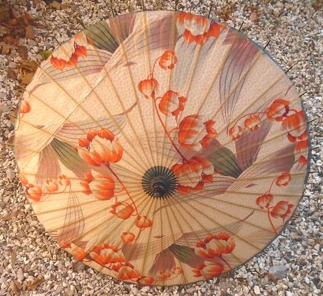 Parasol of Izette Allen, nee Southard