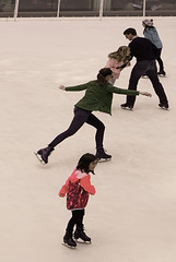 """Color of Autumn 2016 In NYC"" (Rockefeller Center Skating Rink In Manhattan) (nrhodesphotos(the_eye_of_the_moment)) Tags: dsc0439172 colorofautumn2016innyc autumn season skating people fun recreation men children women skatingrink rockefellercenter manhattan nyc outdoor"