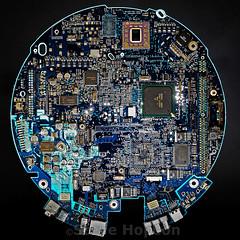 iMac G4 (Steve Hopson) Tags: imacg4 austin texas stevehopson macro apple circuit motherboard circuitboard usa millenniumfalcon mac
