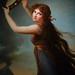 VIGÉE-LE BRUN Elisabeth,1792 - Lady Hamilton en Bacchante dansant devant le Vésuve (Liverpool) - 0