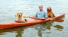 This Retiree Built His Dogs A Custom Kayak So They Could Keep Adventuring Together (michiganapparelts) Tags: livnfreshcom this retiree built his dogs a custom kayak so they could keep adventuring together