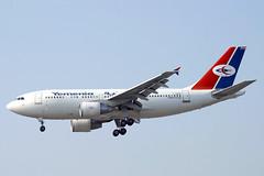 F-OHPR Airbus A.310-325 Yemenia (pslg05896) Tags: fohpr airbus a310 yemenia lhr egll london heathrow