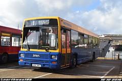 K101 JMV (northwest85) Tags: metrobus k101 jmv leyland lynx 2 isle wight bus rally public footpath n120 k101jmv