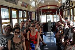 streetcar (greenelent) Tags: streetcar astreetcarnameddesire neworleans nola people 365 photoaday streets