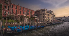 Rialto (olemoberg) Tags: venice venezia rialto gondolas italy italia
