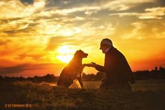 me and my souldog Boomer (nigel_xf) Tags: boomer seelenhund souldog dog hund nigel nigelxf vsfototeam