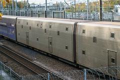 1017 Cheriton 161116 (Dan86401) Tags: eurotunnel europorte leshuttle channeltunnel passengershuttle wagon cheriton 1017