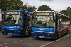53324 (SF09ACY) was new in March 2009 & 53318 (SV08DHY) Stagecoach Western (J S B P) Tags: dumfries scotland unitedkingdom