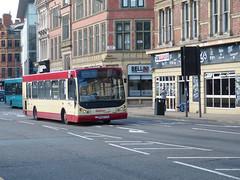 Halton 42 161005 Liverpool (maljoe) Tags: halton haltontransport haltonboroughtransport