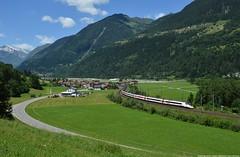 In doppia a Quinto (Marco Montrasio) Tags: etr 610 sbb cff ffs alstom pendolino quinto gottardo intercity treno alpi svizzera gotthard railway swiss