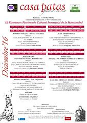 Casa-Patas-12-Diciembre-2016 (Casa Patas) Tags: casa patas flamenco en vivo directos conciertos actuaciones espectculos show spectacles live flamingo music dance dinner musica baile musicos artistas profesionales gitanos gipsy cante cantaores bailaoras bailaores guitarra guitarristas percusion cajon percusionistas arte danza cultura espaola tradicional gastronomia ocio nocturno madrid espaa espana espagne spain spanish comidas cenas tapas bar taberna restaurante tablao club fotos fotografias imagenes images pictures photography photo noche night turismo verdad calidad autenticidad unesco andalucia