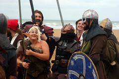 IMG_1138 (leroux.maximilien62) Tags: calvados normandie france medieval fantasy bataille battle casque helmet helm pe sword schwert elf elfe bouclier shield schild armure armour armor panzer costume