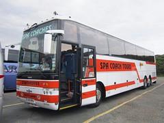 Spa Coach Tours of Strathpeffer S33SPA (harryjaipowell) Tags: coachpark theneedles alumbay bus coach isleofwight iow spacoaches strathpeffer scotland s33spa volvo b12bt vanhool t9 acron c49ft 2005 sy54cxf