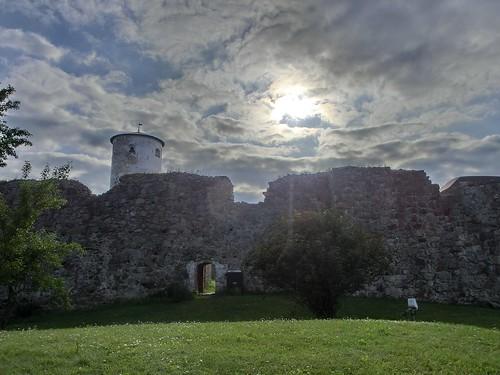 Schlossruine Stegeborg