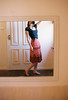 (Katie Tarpey) Tags: selfie selfportrait mirror mirrorselfportrait filmselfportrait vintageskirt hepburnsprings minerscottage spring victoria light film kod kodakportra400 nikonfm10 nikkor50mm14